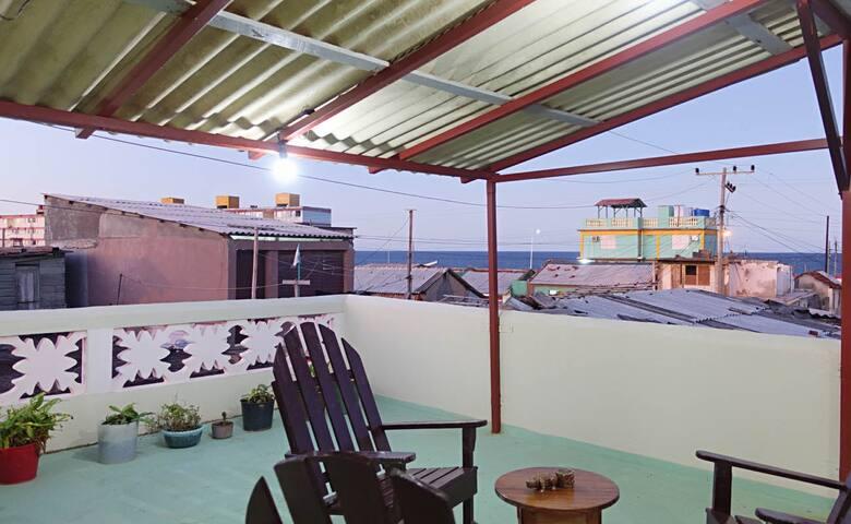 Rent Room LA FORTALEZA. - Baracoa - Rumah