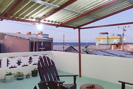 Rent Room LA FORTALEZA. - Baracoa - Haus