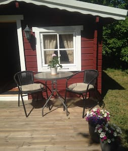Boende mitt på Öland, 15km söder om Borgholm.