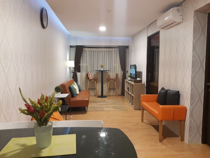 Royal Apartment, cozy, nyaman, lokasi Panakukang