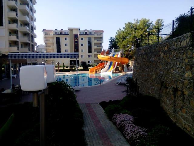 Сдача апартаментов в Авсалларе Турц - Antalya - Apartment