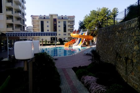 Сдача апартаментов в Авсалларе Турц - 安塔利亚 - 公寓