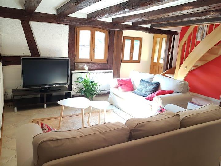 🌟🌟🌟 Gîte Du Piémont Des Vosges 3 étoiles 🌟🌟🌟