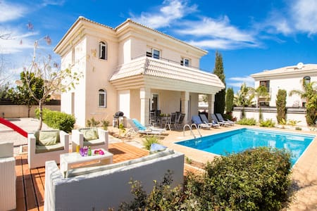 Blue Water Bay Villa - Protaras - Hus