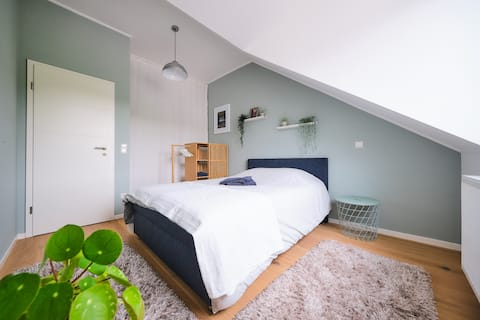 Cosy, modern and private bedroom, Bech, Müllerthal