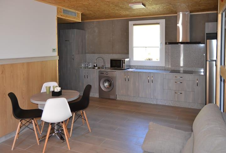 Apartamento 2 habitaciones Celtainer Triskel