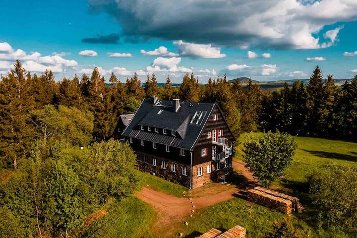Berghaus Falkenhorst für bis zu 20 Personen