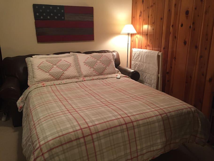 Sleep Number bed!!!!