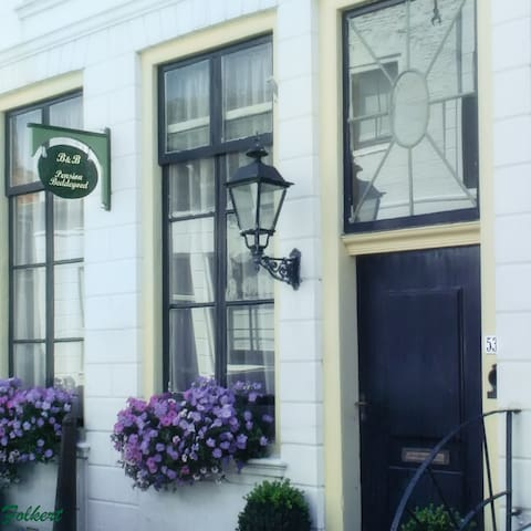 B & B Pension Beddegoed, Zierikzee - Zierikzee - Bed & Breakfast