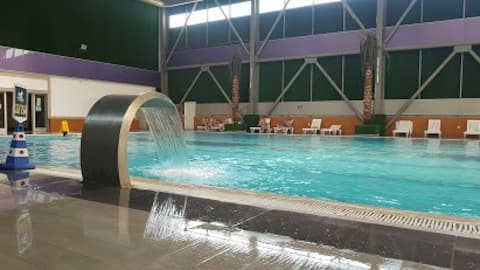 AKROPOL THERMAL SEHIR, SPA, APPARTMENT HOTEL