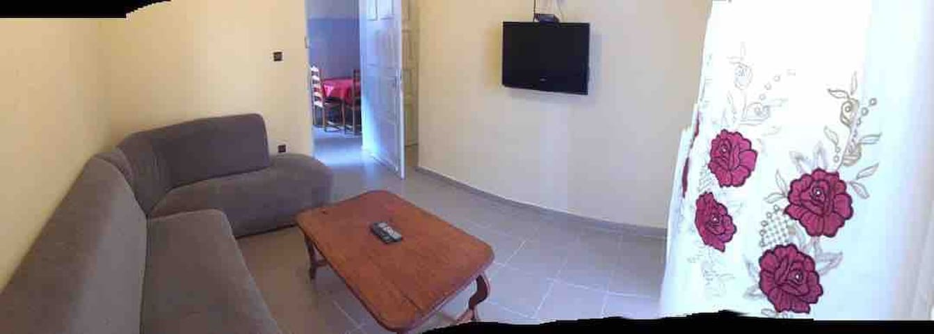 Appartement Grand Yoff 2 dakar Senegal