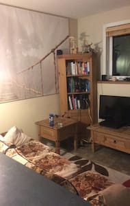 Downtown Bedroom Apartment - Banff - 公寓