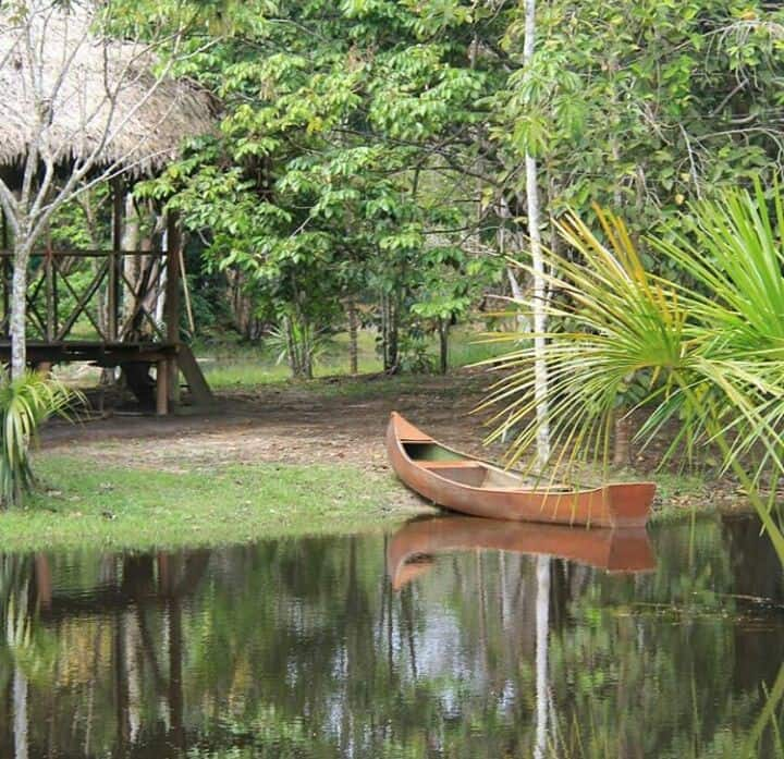 Anguilas Lodge
