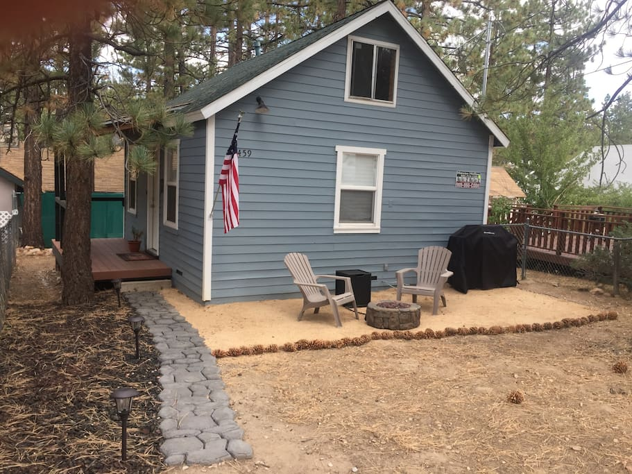 Haven hollow cabins for rent in big bear lake for Cabins for rent in big bear lake ca