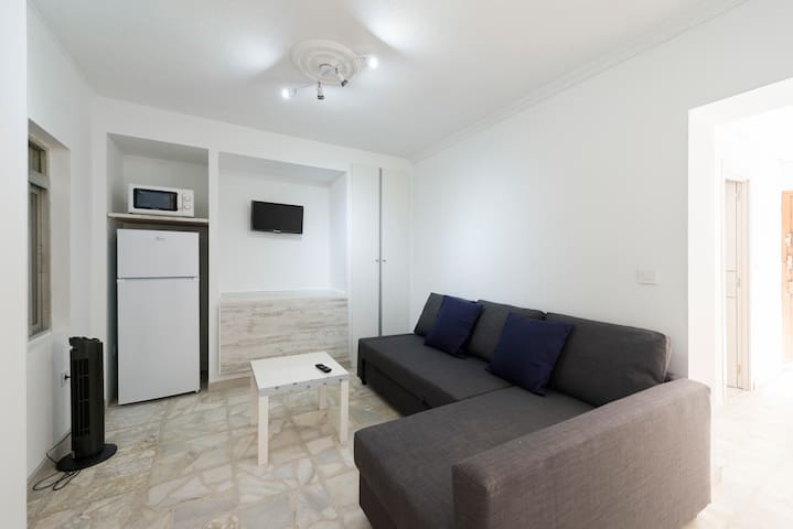 Apartment near the River Manzanares