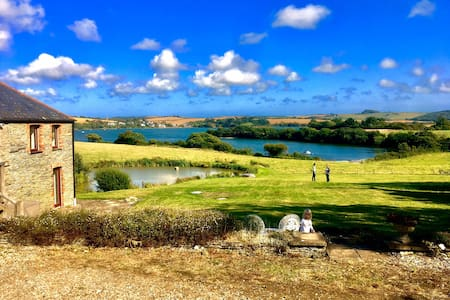 Rivermead, a haven on the Salcombe Estuary