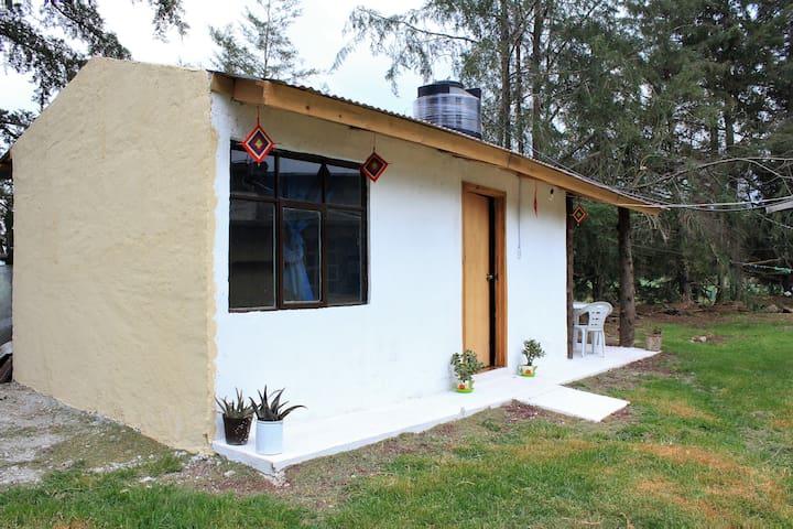 """Cabaña """"La Obsidiana"""""""