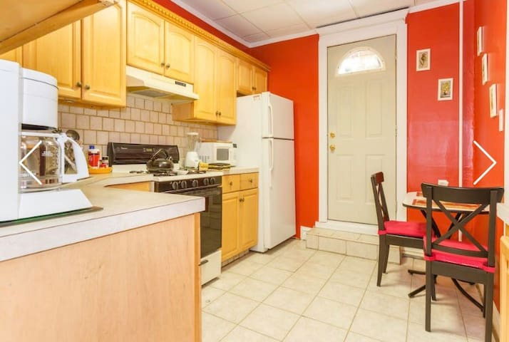 3 Bedroom Apt. 15 minutes to Times Square
