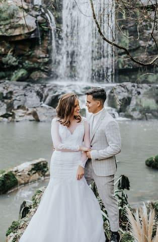 Casamento num Moinho escondido-Destination Wedding