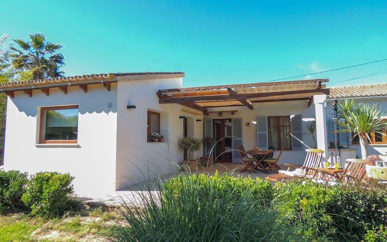 Mediterranean House Near Palma