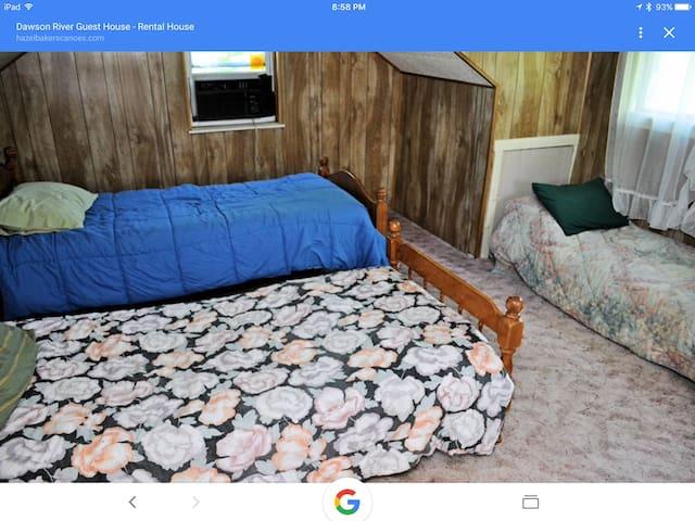 Dawson River Guest House - Dawson - Huis