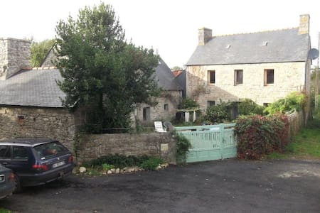 Breton Country Farmhouse - Kerpert