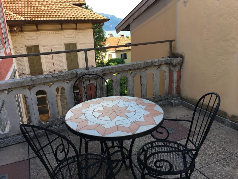 Il terrazzino
