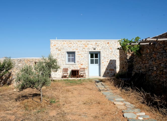 Rodies (Keli) Charming cottage, Chora