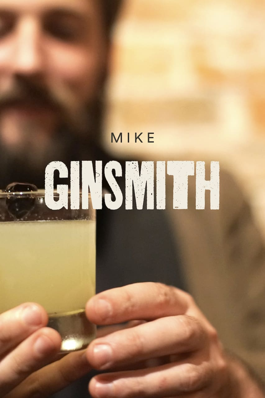 King Gin to GinSmith cover image