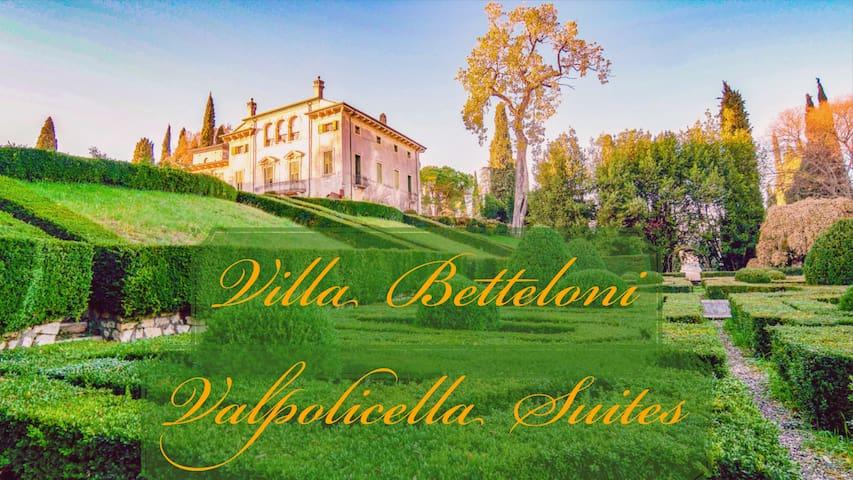 Zia Otta Valpolicella suite with View