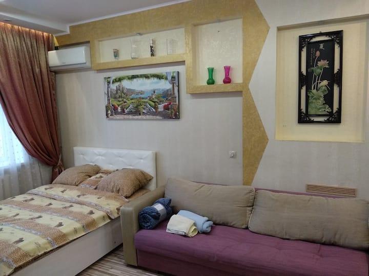 Квартира 2 комнатная Подмосковье  Горки 2