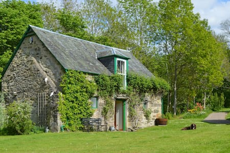 Dundavie Cottage, Aberfeldy - Dom