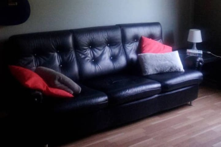 Cozy couch in the city - Hannover - Flat