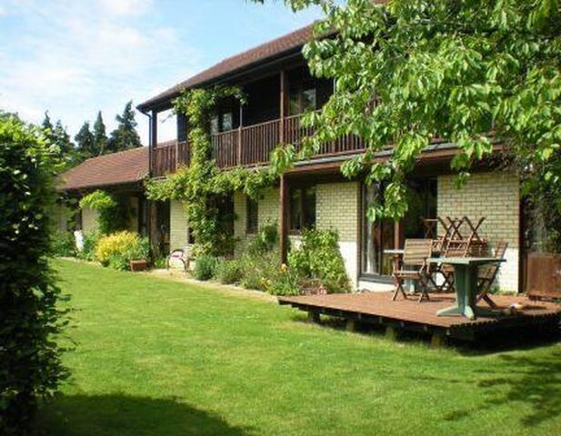 The Long House - Suffolk - Oda + Kahvaltı