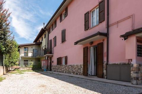 "casa vacenze la ""TORRETTA"" di Silvana & Valter"