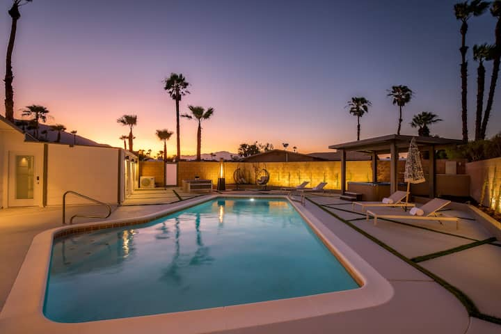 Palm Springs House 2.