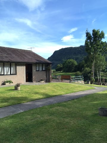 Trem Gwydir Holiday Village