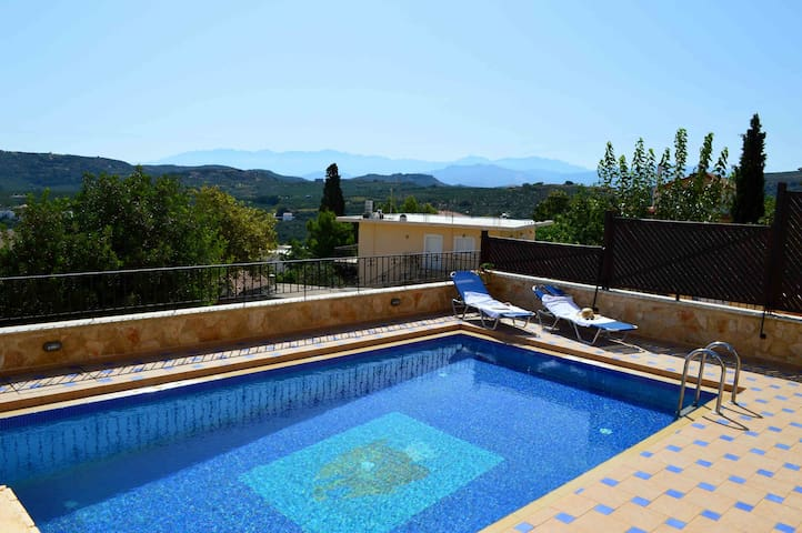 Last-min 35%SALE!View & Pool Cretan Countryside-14