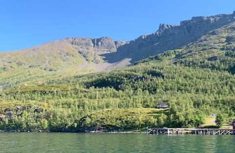 Cabin in Jøkelfjord