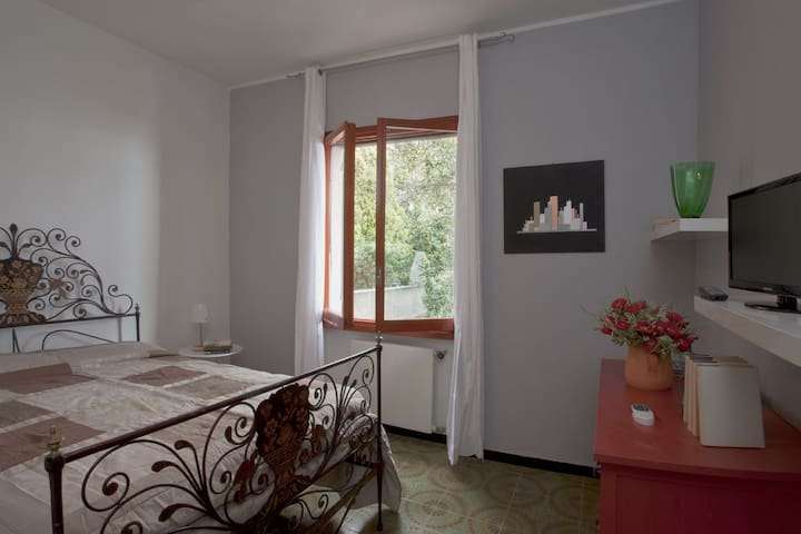 Camera Verde B&B Cas'Alda - Varazze - Bed & Breakfast