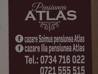 Pensiunea Atlas Soimus, Deva
