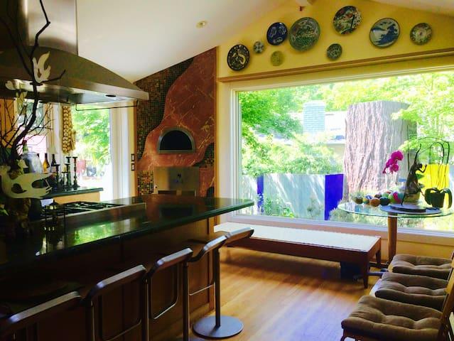 Quiet Berkeley Hills Home - Kensington - Huis