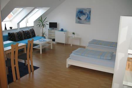 Appartement im Zentrum von Günzburg  (Legoland)