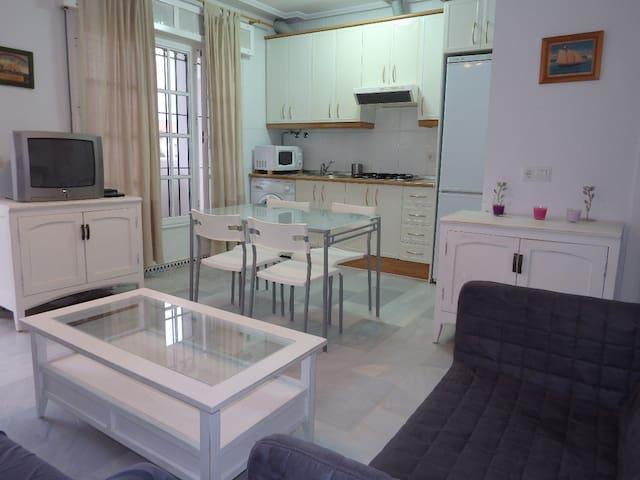 Apartamento playa de la Barrosa