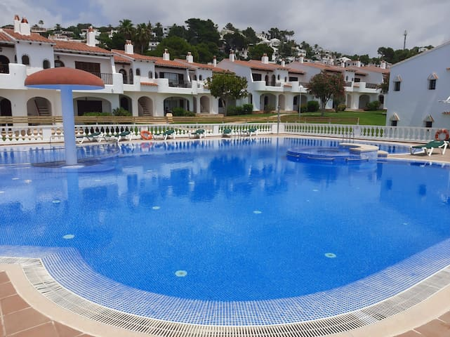 Habitacion doble en Son Bou, Piscina y playa!