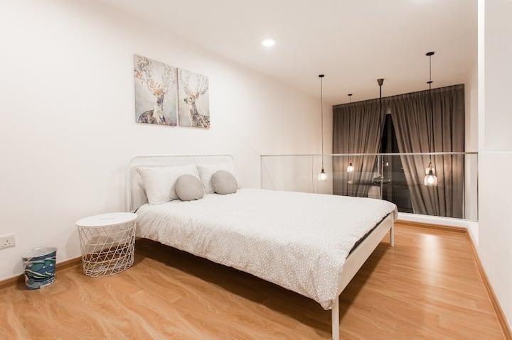 (Super Hot)Eko Cheras Duplex Suite Link with MRT
