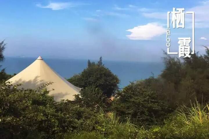 东山一个庐野奢帐篷营地·栖霞
