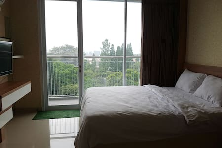 Beautiful Mountain View Apartment in Dago - Coblong - อพาร์ทเมนท์
