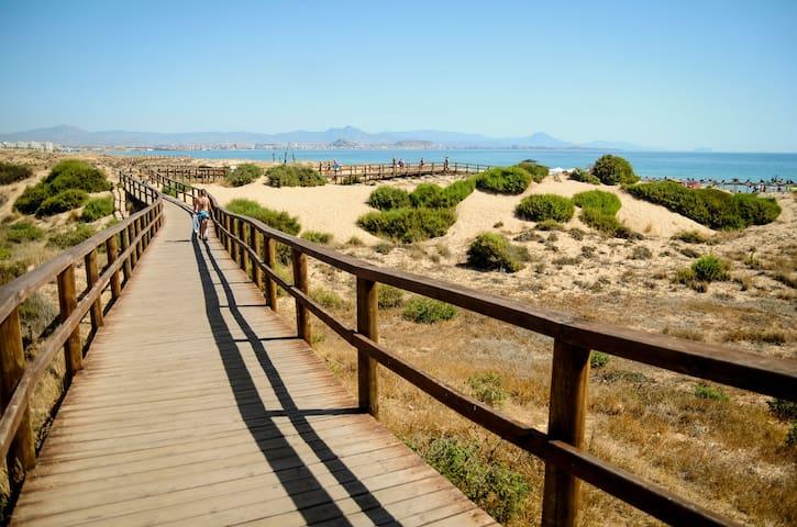 Apartamento para 4 pax en Santa Pola (Alicante) - Monte Faro