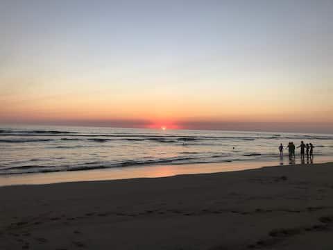 Disfruta de Bonita Casa, Playa Costa del Sol, Km75